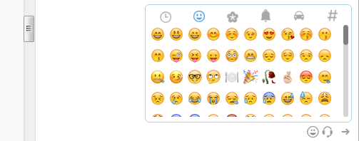 Instant Messenger Smiley, Business Icons