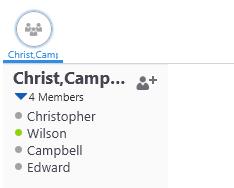 Output Messenger Members