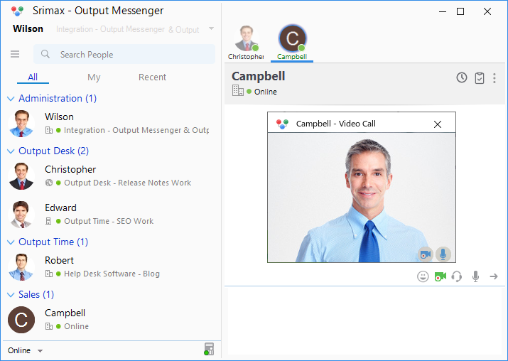 how to video call on messenger