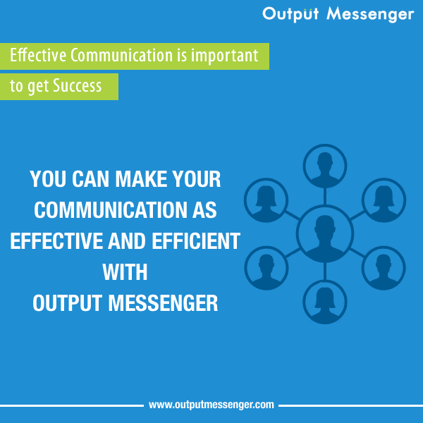Communicate with Output Messenger