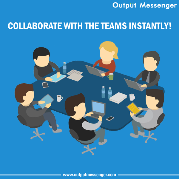 Output Messenger | Office Chat Software | Benefits & Features